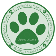 logo - o'chiens urbains, balades et éducation canine à Annecy